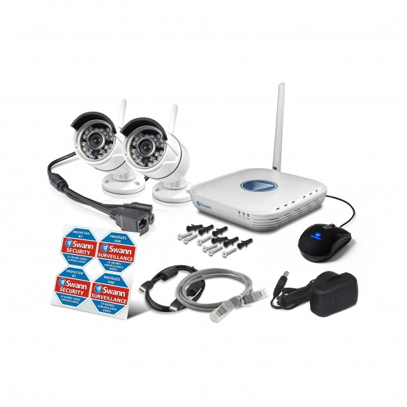 Consumer Reports Best Security Systems: Swann Home Security Dvr
