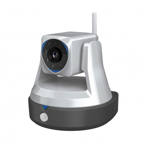 SWADS-446CAM ADS-446 SwannCloud HD Pan and Tilt Wi-Fi Security Camera with Smart Alerts -