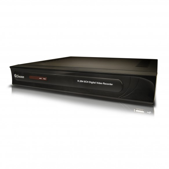 SRDVR-83250T DVR8-3250 8 Channel 960H Digital Video Recorder (Plain Box Packaging) -