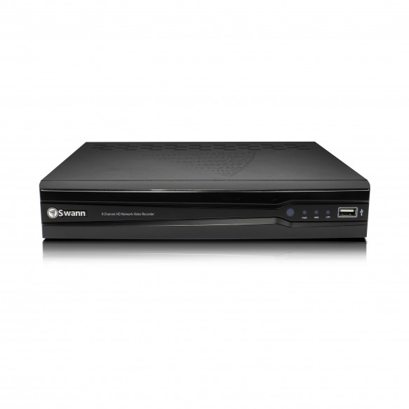 SRNVR-87400H NVR8-7400 8 Channel 4MP Network Video Recorder -
