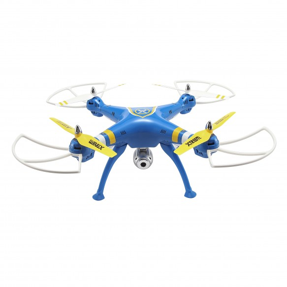 XTTOY-SKYRAN Sky Ranger - 720p Video Drone (Discontinued)  -