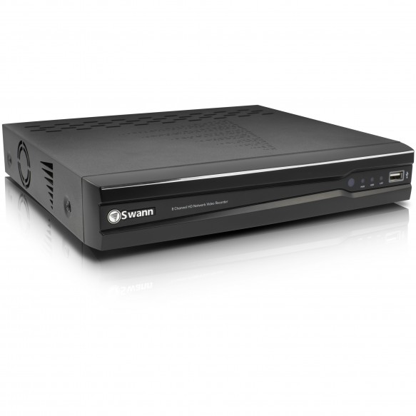 SWNVR-87072T NVR8-7072 8 Channel 720p Network Video Recorder -