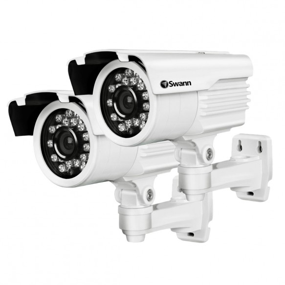 SRPRO-765WB2 PRO-765 - Super Wide-Angle Security Camera - Night Vision 98ft /30m - 2 Pack Bundle -
