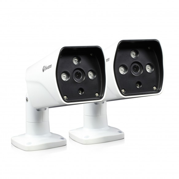 COPRO-1080FLB2 PRO-1080FLB - HD Bullet Security Camera Twin Pack Bundle -