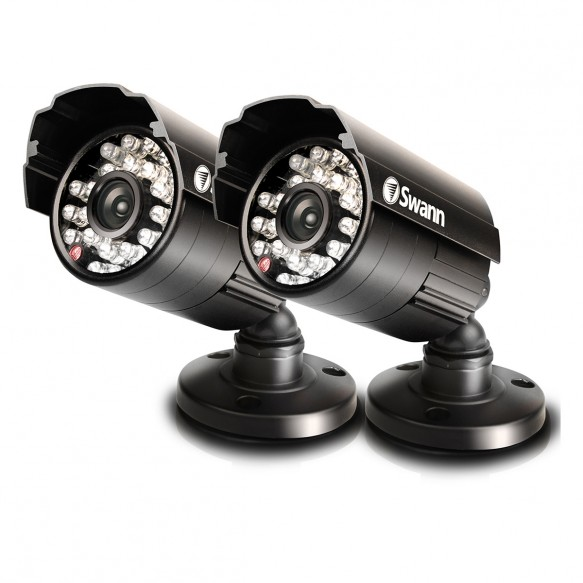 SRPRO-510WB2 PRO-510 - Multi-Purpose Day/Night Security Camera 2 Pack -