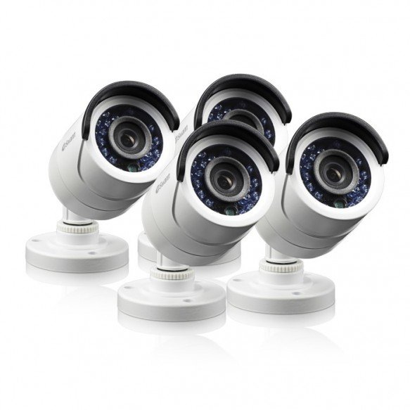 SRPRO-540WT4 PRO-540 Security Camera 4 Pack -
