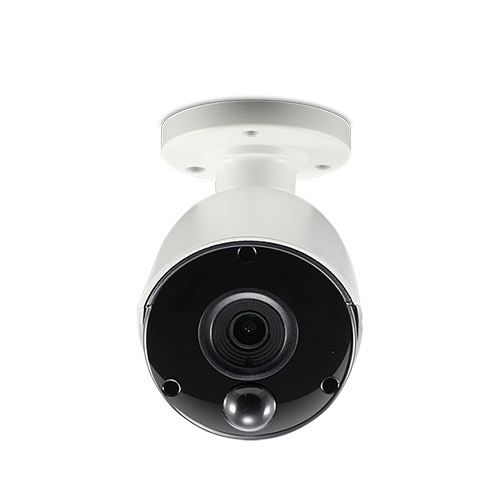 Swann SWNHD-865MSB-US 5MP Outdoor Network Bullet Camera with Audio White NEW