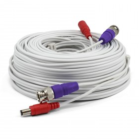 Security Extension BNC Cable 100ft/30m