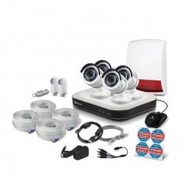 DVR8-50004A - Complete Smart Home Security System with Smart Home Technology in One Solution