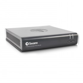 Swann 8 Channel Digital Video Recorder: 1080p Full HD with 500GB HDD - DVR-4575