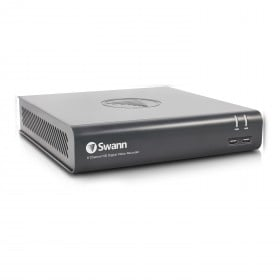 Swann 8 Channel Digital Video Recorder: 1080p Full HD with 1TB HDD - DVR-4575 (Plain Box Packaging)