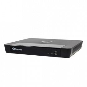 16 Channel 4K Ultra HD Network Video Recorder (Cameras Sold Separately)