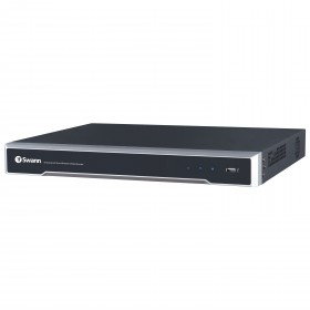 Swann 16 Channel Network Video Recorder: 4K Ultra HD NVR-8000 with 4TB HDD