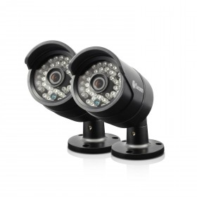 PRO-H850 - 720P Multi-Purpose Day/Night Security Camera  2 Pack - Night Vision 100ft / 30m
