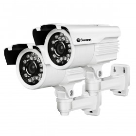 PRO-765 - Super Wide-Angle Security Camera - Night Vision 98ft /30m - 2 Pack Bundle (Discontinued)