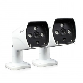 PRO-1080FLB - HD Bullet Security Camera Twin Pack Bundle