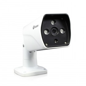 Swann Outdoor Security Camera: 1080p Full HD Bullet with Audio & IR Night Vision - PRO-1080FLB