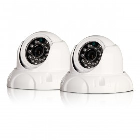 PRO-536 2 Pack - Multi-Purpose Dome Camera - Night Vision 85ft / 25m