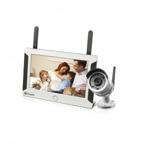 NVW-470 All-in-One SwannSecure - Wi-Fi HD Monitoring System with Monitor & Camera (Discontinued)
