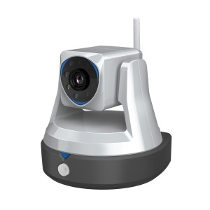 ADS-446 SwannCloud HD wifi security camera with pan & tilt view 1