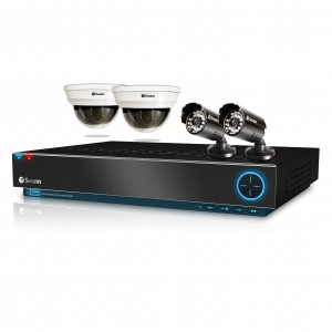 8 channel d1 home surveillance systems with 2 x 600 tvl security cameras and 2 x 700 tvl dome surveillance cameras view 7