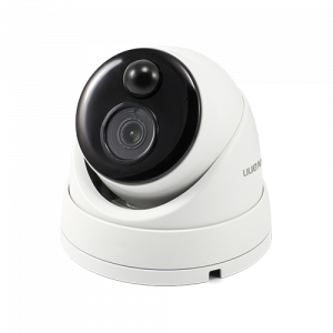SWNHD-888MSD 4K Ultra HD Thermal Sensing Dome IP Security Camera - NHD-888MSD -