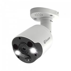 R-SWNHD-865MSFB Refurbished 5MP Thermal Sensing Spotlight Bullet IP Security Camera - NHD-865MSFB -