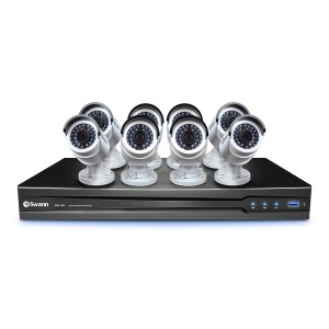 NRV8-7200 8 Channel DVR security system view 6