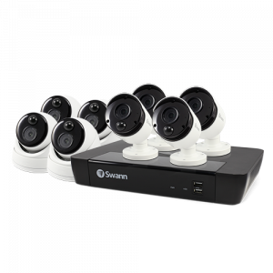 SONVK-885804B4D 8 Camera 8 Channel 4K Ultra HD NVR Security System -
