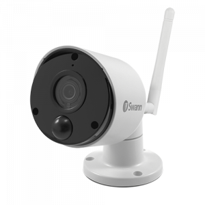 R-SWNVW-490CAM 1080p Bullet NVR Security Camera -