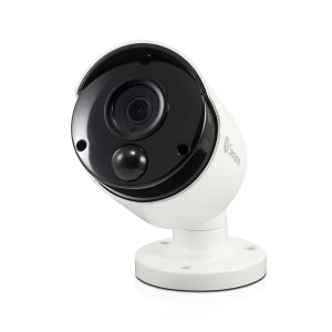 Swann Thermal Sensing PIR Security Camera: 3MP Super HD Bullet with IR Night Vision - PRO-3MPMSB