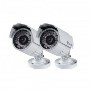 SRPRO-535WB2 PRO-535 2 Pack - Multi-Purpose Day/Night Security Camera - Night Vision 85ft / 25m -
