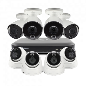 SODVK-849804B4D-US 8 Camera 8 Channel 5MP Super HD DVR Security System -