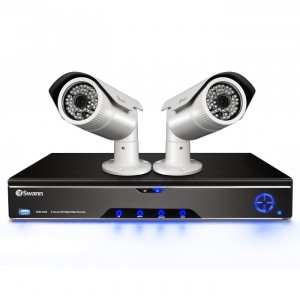 HDR6-8100 6 channel dvr security system view 1