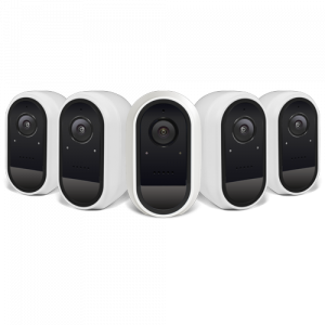SWIFI-CAMWPK5 Wireless 1080p Security Camera 5 Pack -