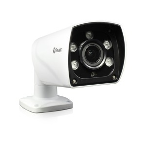 Swann Outdoor Security Camera: 1080p Full HD Bullet with 4 x Zoom Lens, Auto Focus & IR Night Vision - PRO-1080ZLB