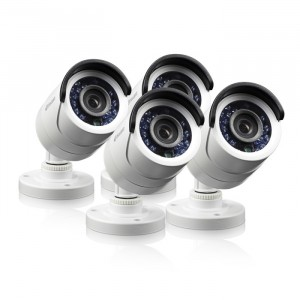 PRO-540 security camera 4 pack view 1