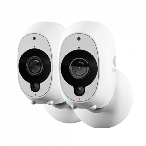 SWWHD-INTCAMPK2 Wire-Free Smart Security Camera-2 Pack -