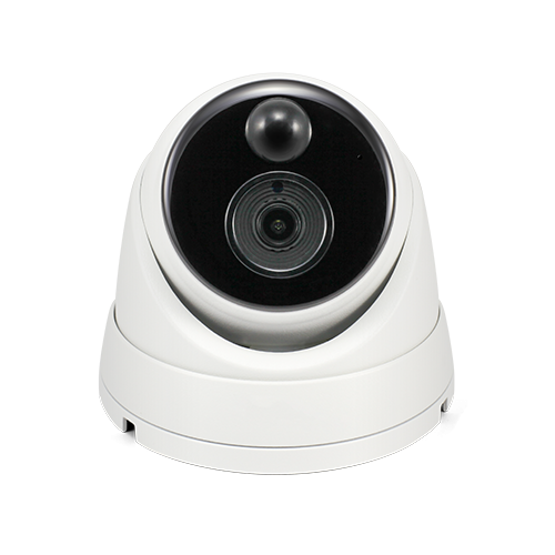 SWNHD-866MSD 5MP Super HD Thermal Sensing Dome IP Security Camera - NHD-866MSD -