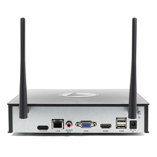 SWNVK-490KH2 4 Channel 1080p Wireless Security System -