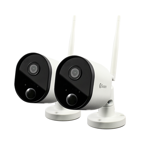 R-SWWHD-OUTCAMPK2 Refurbished Outdoor Wi-Fi 1080p Security Camera 2 Pack   -