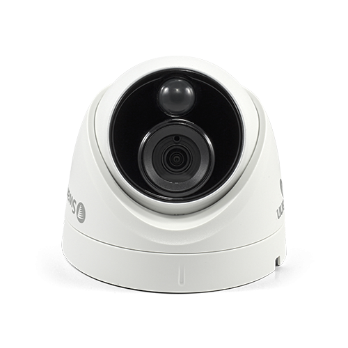 SWPRO-4KMSD 4K Ultra HD Thermal Sensing Dome Security Camera - PRO-4KMSD -