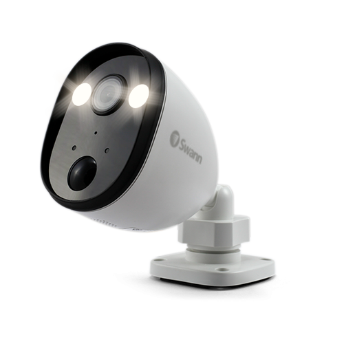 SWIFI-SPOTCAM Spotlight Outdoor Security Camera -