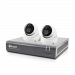 2 Camera 4 Channel 1080p Full HD DVR Security System