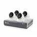4 Camera 8 Channel 1080p Full HD DVR Security System (Discontinued)