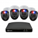 Enforcer 4 Camera 8 Channel 1080p Full HD DVR Security System
