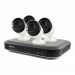 4 Camera 8 Channel 4K Ultra HD DVR Security System