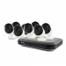 8 Channel 4K Ultra HD DVR Security System