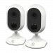 Indoor Wi-Fi 1080p Security Camera 2 Pack