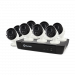 8 Camera 8 Channel 5MP Super HD NVR Security System